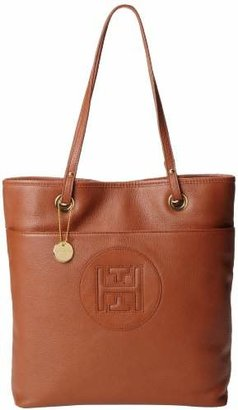 Tommy Hilfiger Th Logo Pebble Patch Tote