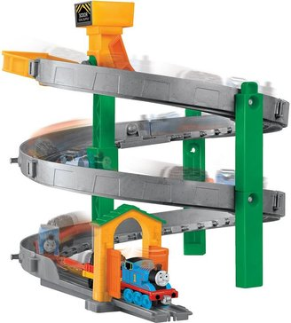 Fisher-Price Thomas & Friends Double Spiral Sodor Playset by