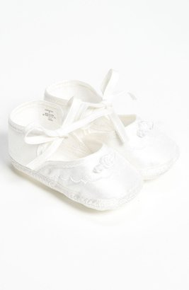 Little Things Mean a Lot Silk Dupioni Shoe
