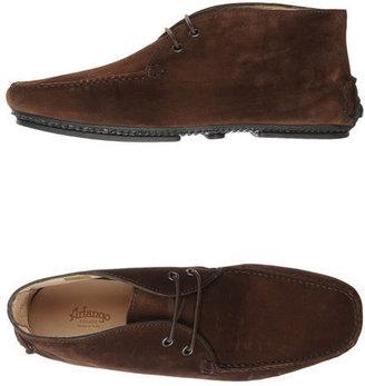 Arfango High-top dress shoe