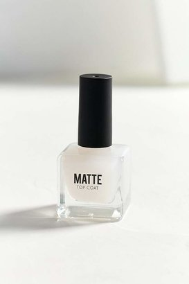 Urban Outfitters UO Matte Top Coat Nail Polish