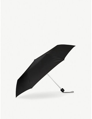 Fulton Women's Black Open And Close Umbrella