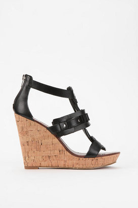Urban Outfitters DV By Dolce Vita Tex Cork Platform Wedge Sandal