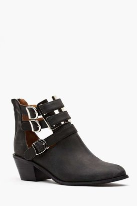 Nasty Gal Jeffrey Campbell Boyfriend Ankle Boot