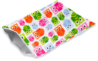 Bed Bath & Beyond Itzy Ritzy™ Travel Happens Medium Sealed Wet Bag - Hoot