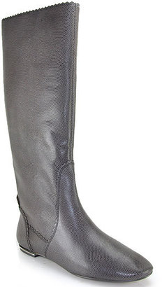 Juicy Couture Boxer - Grey Lizard Tall Boot