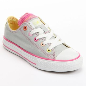 Converse chuck taylor all star multi-tongue shoes - kids