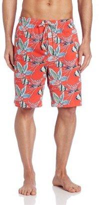 Nautica Men's Knit Clownfish Print Short