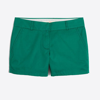 """4"""" Chino Short $34.50 thestylecure.com"""