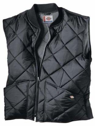 Dickies Men's Diamond Quilted Nylon Vest