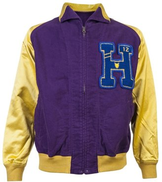 Human Made Letterman jacket