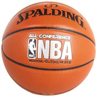 Spalding - NBA All Conference Indoor/Outdoor - Size 5 : 27.5 Basketball (Orange) - Accessories