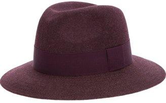 Paul Smith 'Annie' fedora hat