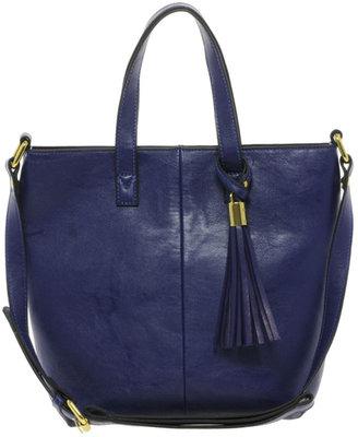 Asos Mini Tote Bag With Tassel Detail
