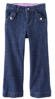 Osh Kosh Genuine Kids from OshKosh TM Infant Toddler Girls' Denim Pant - Medium Blue