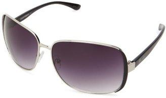UNIONBAY Eyewear Oversized Rectangular Sunglasses