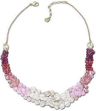 Swarovski Noble Necklace