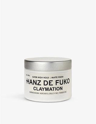 Hanz De Fuko Claymation Hair Wax, Size: 60ml