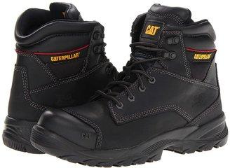 Caterpillar Spiro Soft Toe (Black) - Footwear