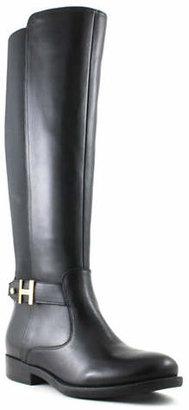 Tommy Hilfiger Suprem Leather Riding Boots