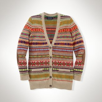 Wool Fair Isle Sweater