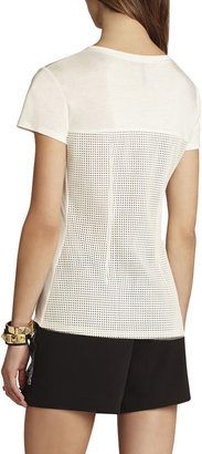 Hudson Perforated T-Shirt