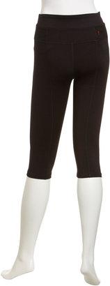 Spanx Power Knee Pants, Black