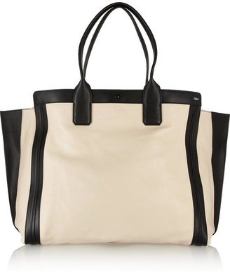 Chloé The Alison leather tote