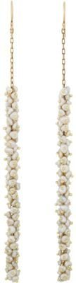 Ten Thousand Things Keshi Pearl Bead Drop Earrings