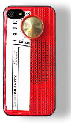 Vintage Radio iPhone 5 Case by ZERO GRAVITY