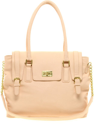 Asos Chain Handle Smart Bag