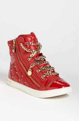 MICHAEL Michael Kors 'Urban Chain' High Top Sneaker