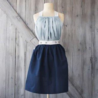 Sur La Table Dreamy Blue Vintage-Inspired Apron