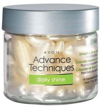 Avon Advance Techniques Daily Shine Smooth & Shine Capsules