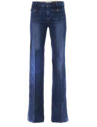 Stella McCartney Izzy high-rise boot-cut jeans
