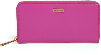 Emilio Pucci Leather Wallet in Pink