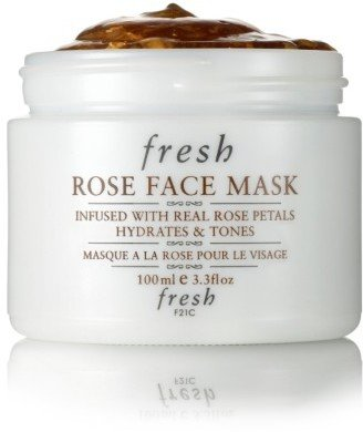 Fresh Rose Face Mask $25 thestylecure.com