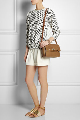 Mulberry The Bayswater leather shoulder bag