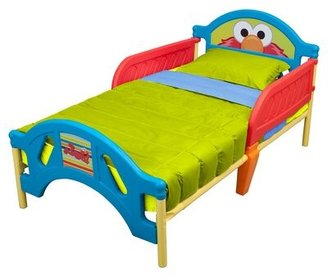 Sesame Street Delta Children Convertible Toddler Bed Delta Children
