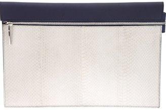 Victoria Beckham large zip pouch