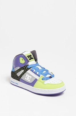 DC 'Rebound' Skate Shoe (Toddler, Little Kid & Big Kid)