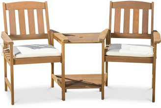 Orron Adjoined Chairs, Quick Ship