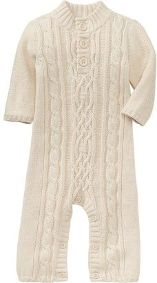 Old Navy Cable-Knit Sweater One-Pieces for Baby