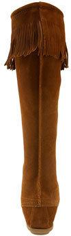 Minnetonka Women's Lace-Up Boot