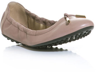 Tod's Laceto ballet flats