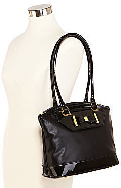Lulu Guinness Lulu by Hyde Park Chic Domed Tote