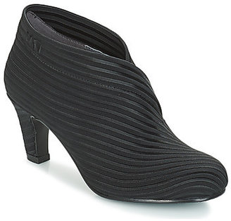 United Nude FOLD MID women's Low Boots in Black