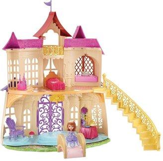 Mattel Disney Sofia The First Magical Talking Castle
