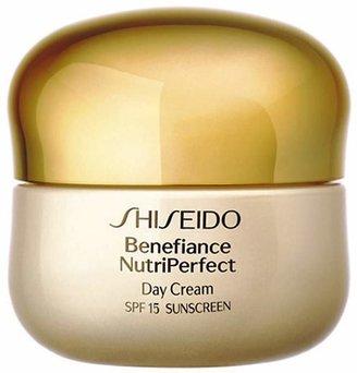 Shiseido Women's Benefiance NutriPerfect Day Cream SPF 15