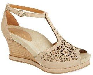 Earthies 'Casella' Wedge Sandal